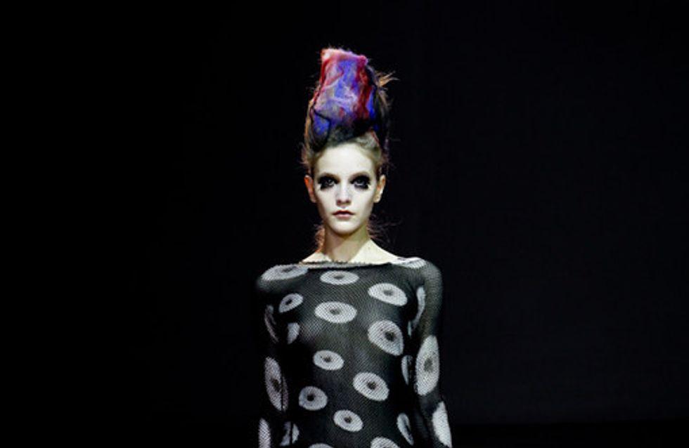 Yohji Yamamoto: Fashion Week Paris Prêt-à-Porter HW 2011