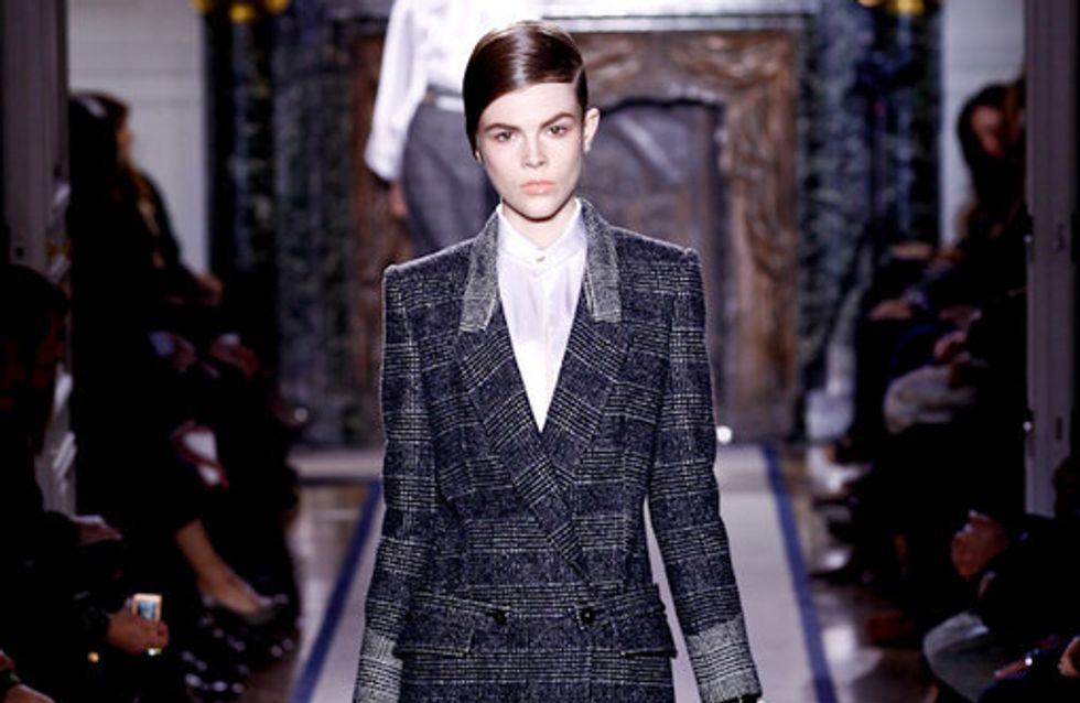 Yves Saint Laurent: Fashion Week Paris Prêt-à-Porter HW 2011
