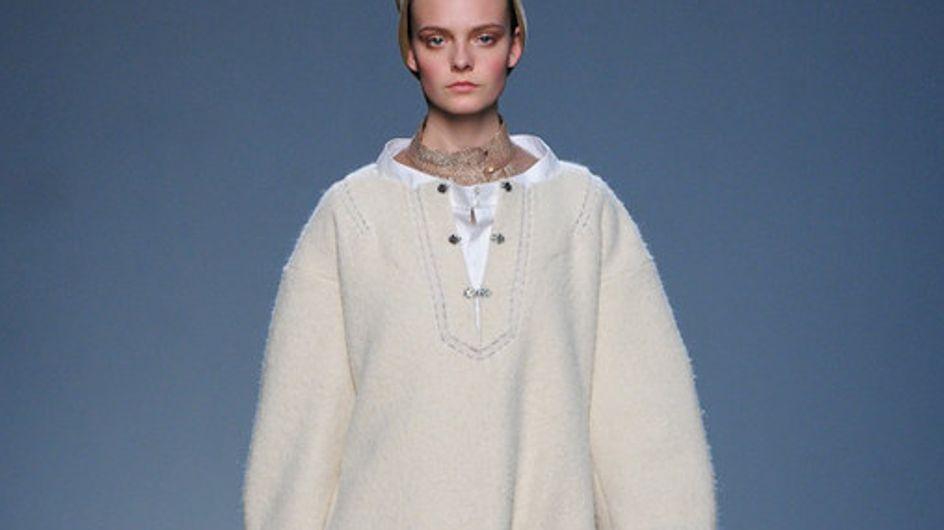 Vanessa Bruno: Fashion Week Paris Prêt-à-Porter HW 2011