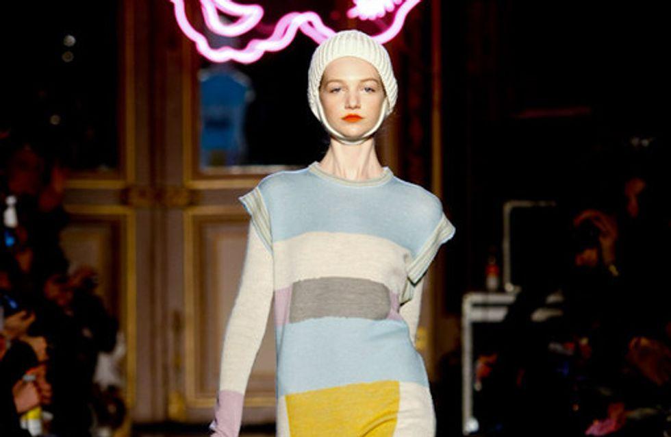 Tsumori Chisato - París Fashion Week otoño invierno 2011-2012