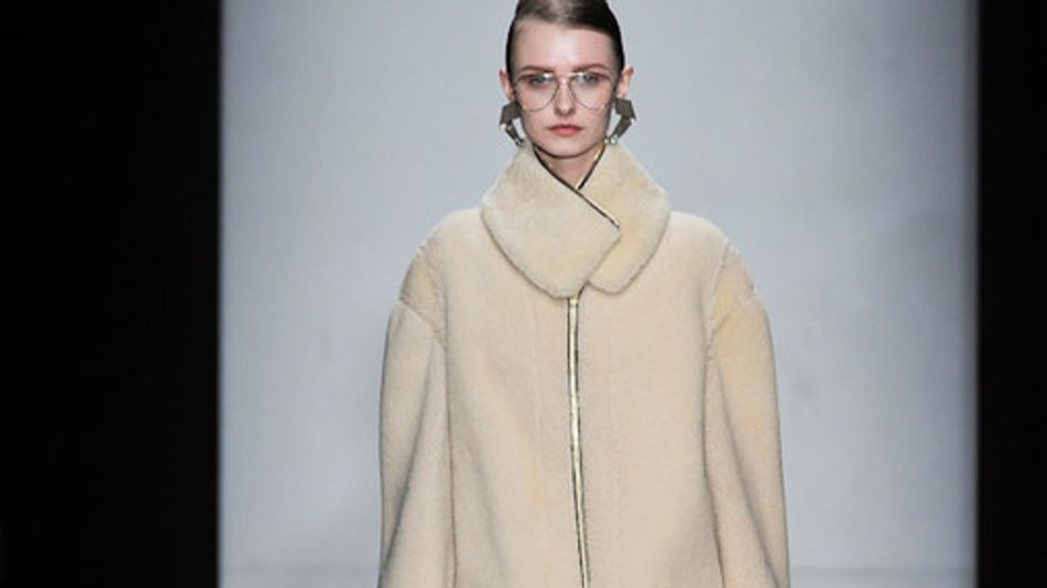 Véronique Leroy - París Fashion Week otoño invierno 2011-2012