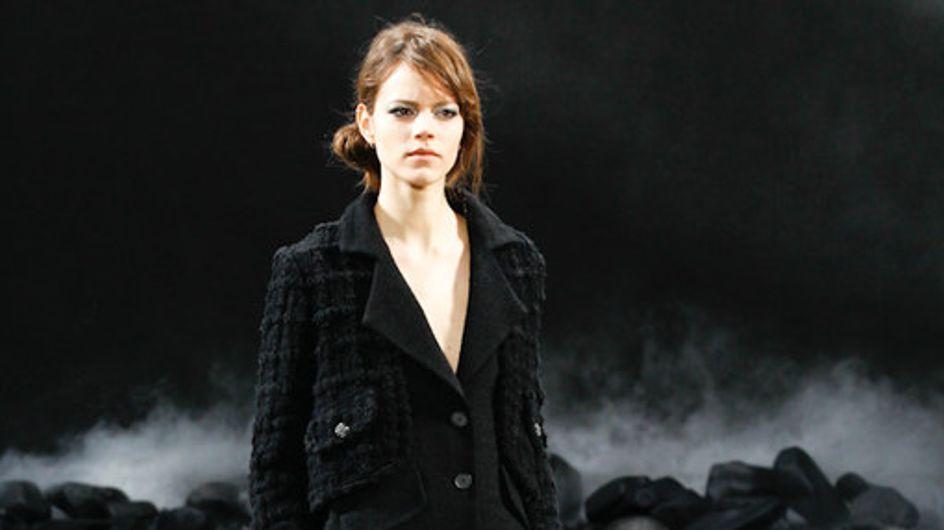 Chanel - París Fashion Week otoño invierno 2011-2012