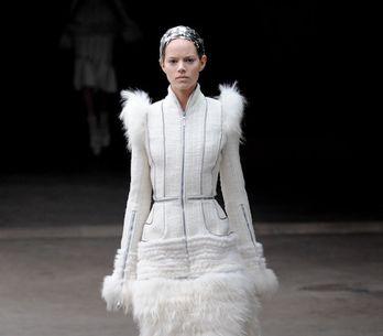 Alexander McQueen - París Fashion Week otoño invierno 2011-2012