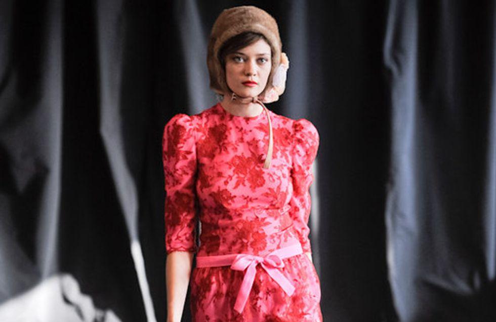Junko Shimada: Fashion Week Paris Prêt-à-Porter HW 2011
