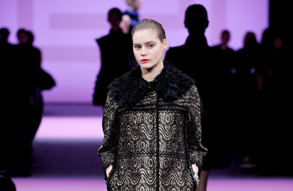 Shiatsy Chen: Fashion Week Paris Prêt-à-Porter HW 2011