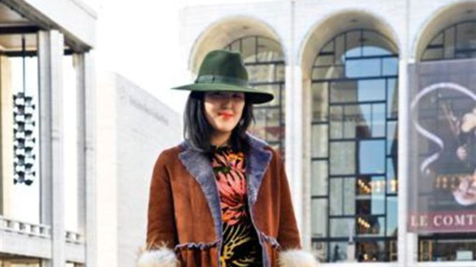 Streetstyle: Paris Fashion Week HW 2011/12