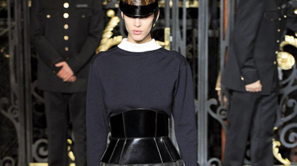 Louis Vuitton Paris Fashion Week a/w catwalk photos 2011