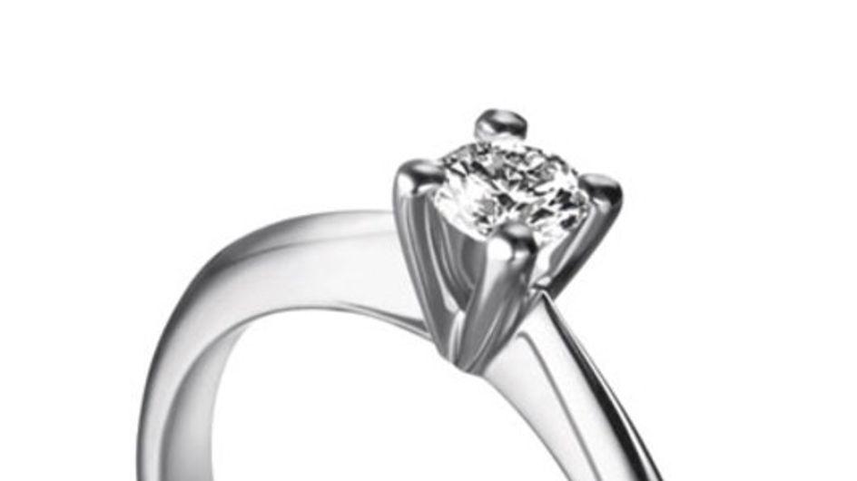 Fedi e anelli di fidanzamento in platino