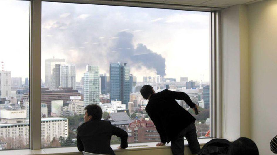 Japón: la catástrofe en imágenes