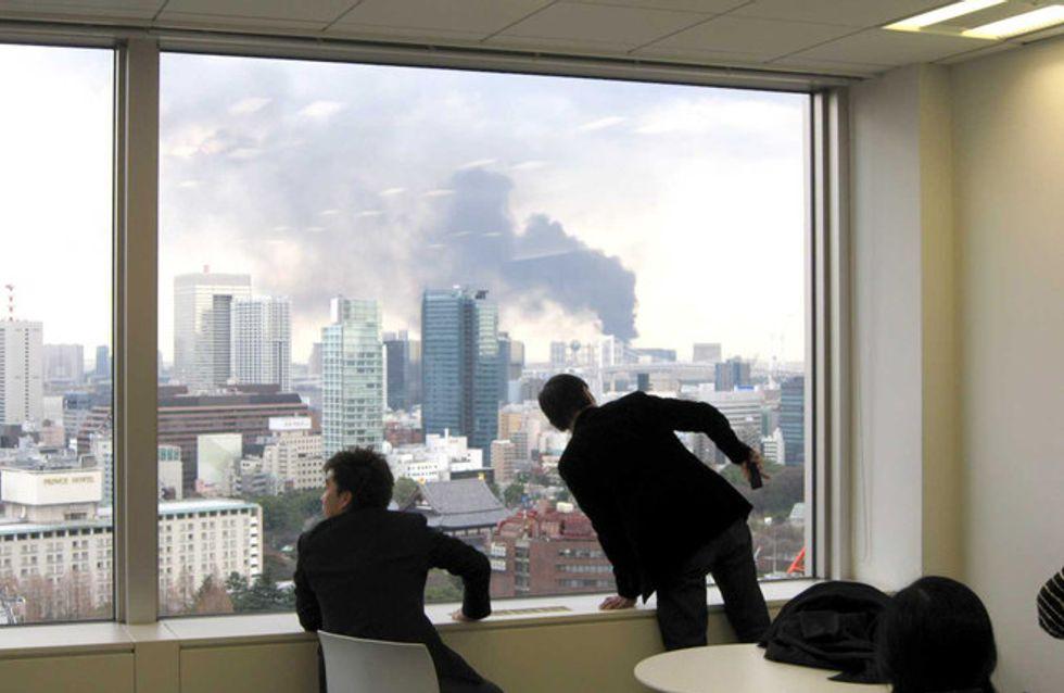 Japon : Retour en images sur un mois de détresse