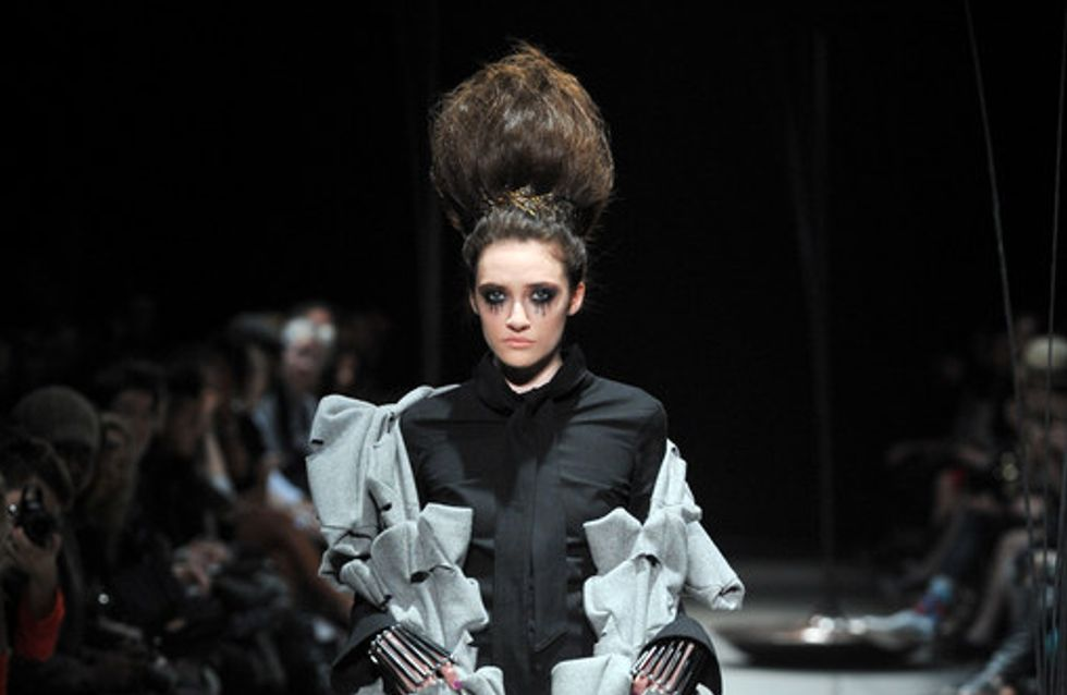 Défilé Cydellic Fashion Week Toronto Automne-Hiver 2011/2012