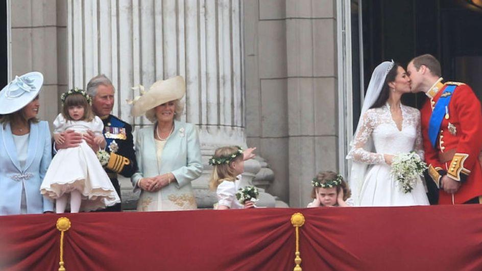 Kate y William: la boda del año en imágenes