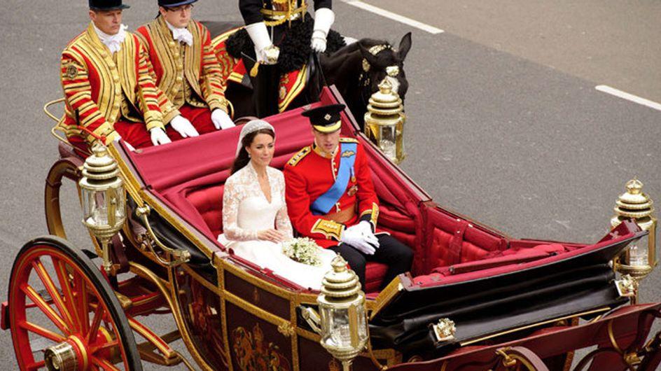 L'album di nozze di Kate e William