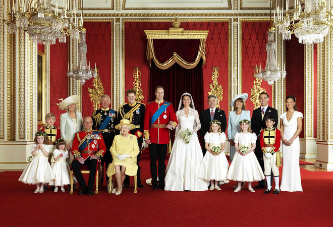 The official Royal Wedding photos
