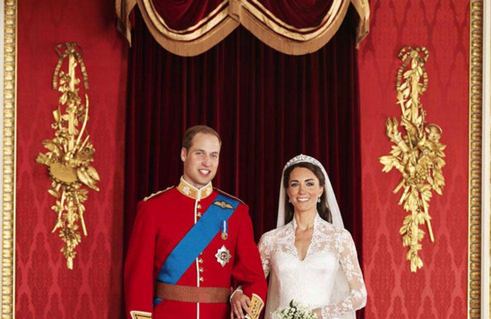 Un an après : revivez le meilleur du mariage de Kate et William