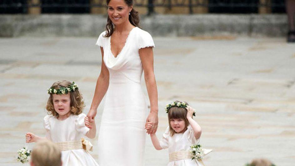Pippa Middleton: Die Frau, die Kate (fast) die Show stahl