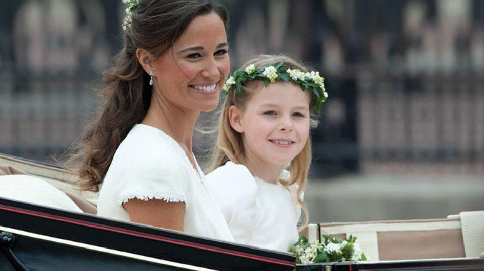 Pippa Middleton, la vera star del matrimonio di William e Kate