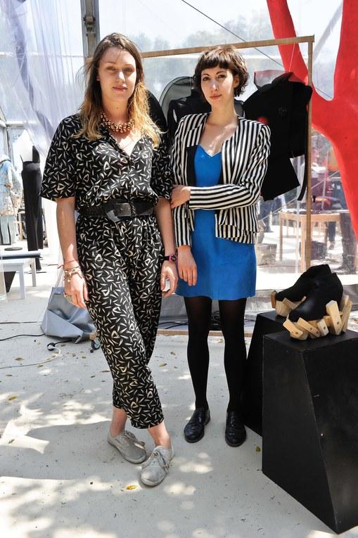 Défilé Festival des créateurs de mode, Hyères 2011