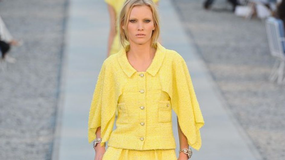 Riviera-Flair: Chanel Cruise-Collection 2011/12