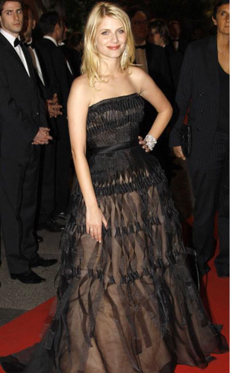 Mélanie Laurent eröffnet die Filmfestspiele Cannes 2011