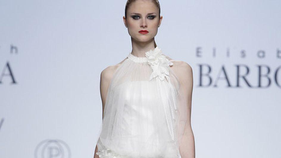 Barcelona Bridal Week 2011: ELISABETH BARBOZA By PRONUPTIA PARIS