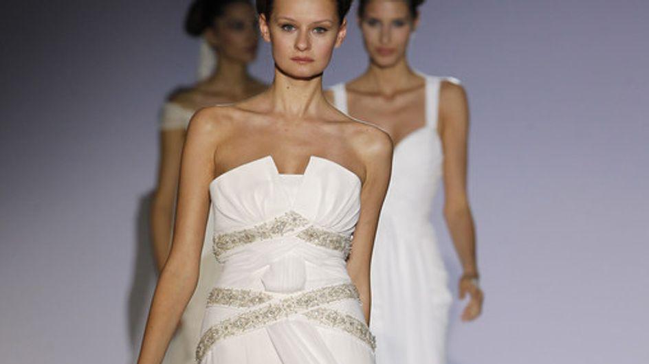 Barcelona Bridal Week 2011: FRANC SARABIA