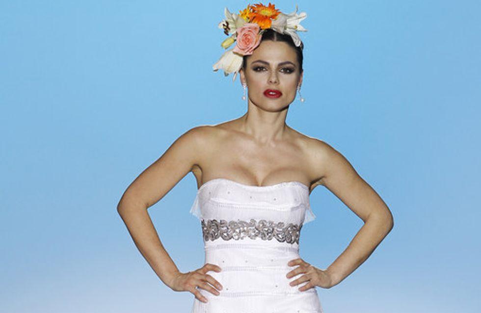 Barcelona Bridal Week 2011: ANA TORRES