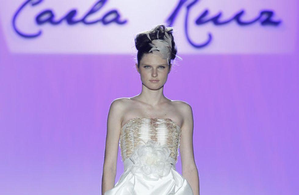 Barcelona Bridal Week 2011: CARLA RUIZ