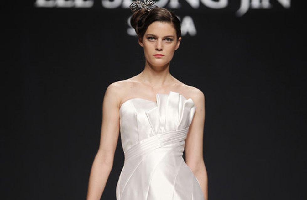 Barcelona Bridal Week 2011: LEE SEUNG JIN