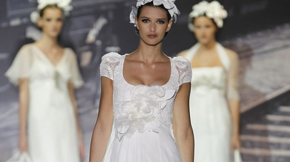 Barcelona Bridal Week 2011: JESÚS PEIRO