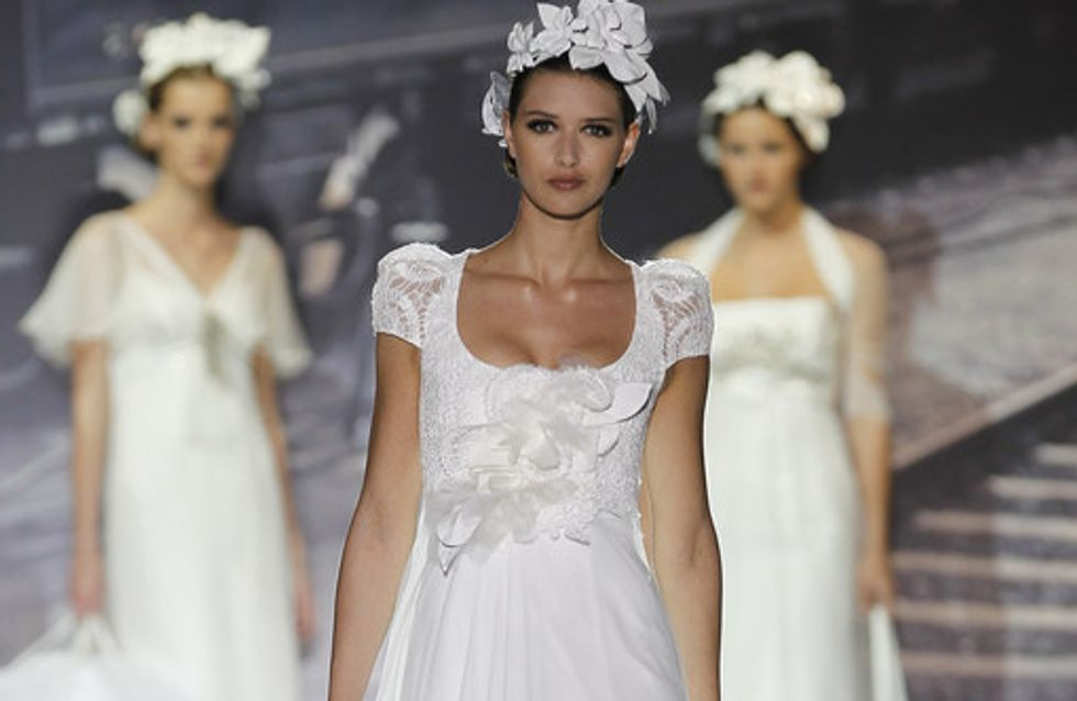 Barcelona Bridal Week 2011: JESÚS PEIRO