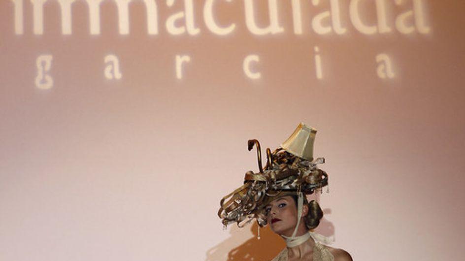 Barcelona Bridal Week 2011: INMACULADA GARCIA