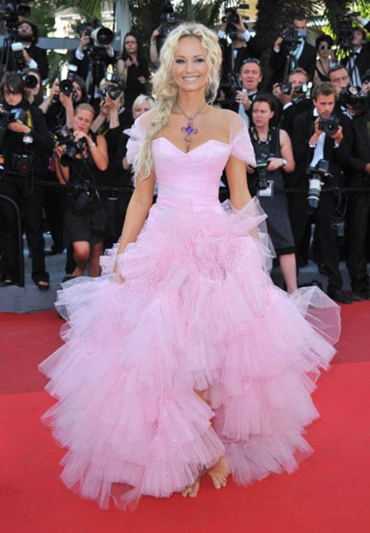 Festival di Cannes 2011: Adriana Karembeu