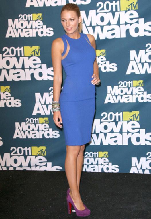 MTV Movie Awards 2011 | Blake Lively