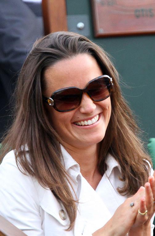Roland Garros 2011 Pippa Middleton