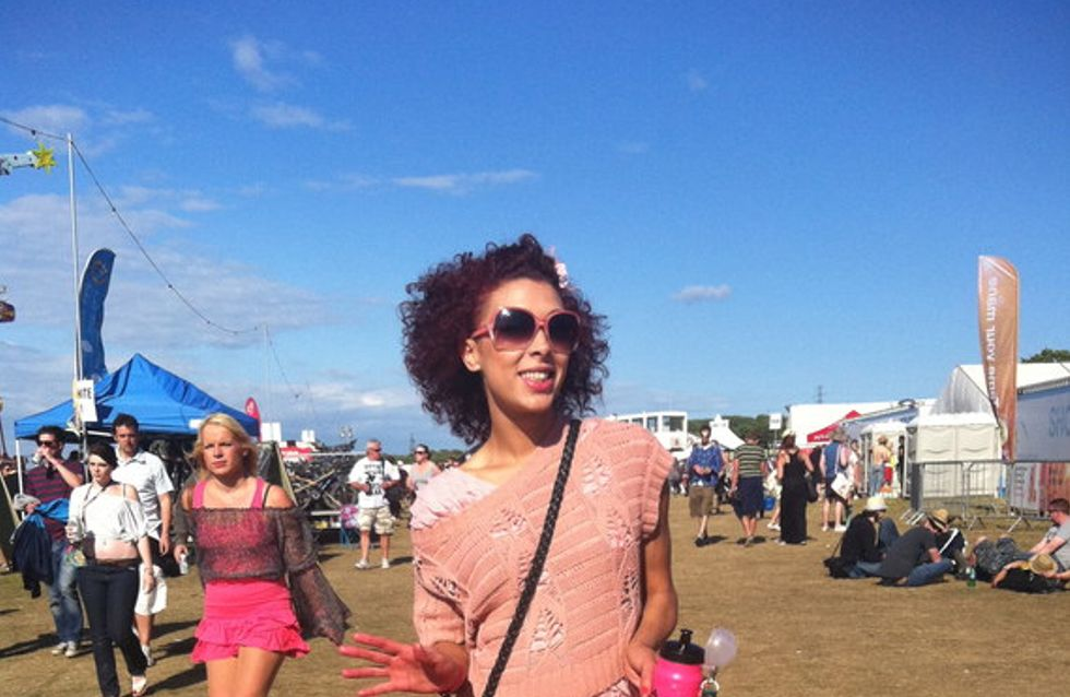 Isle of Wight Festival 2011 style file