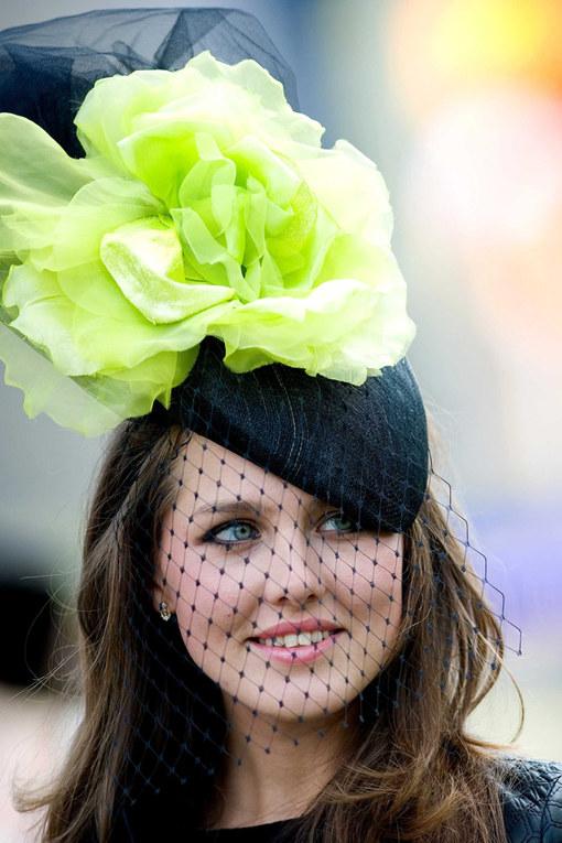 Ascot Hats 2011