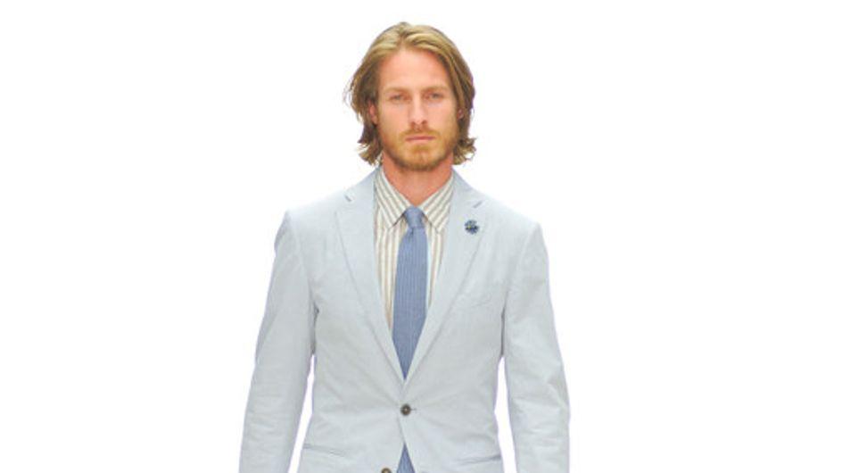 Ermenegildo Zegna- Milano moda Uomo 2012