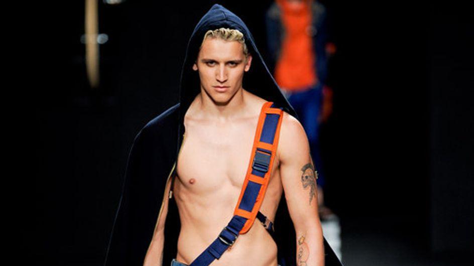Frankie Morello- Milano moda uomo 2012