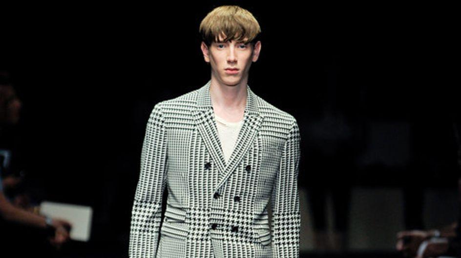 Neil Barrett - Milano Moda Uomo 2012
