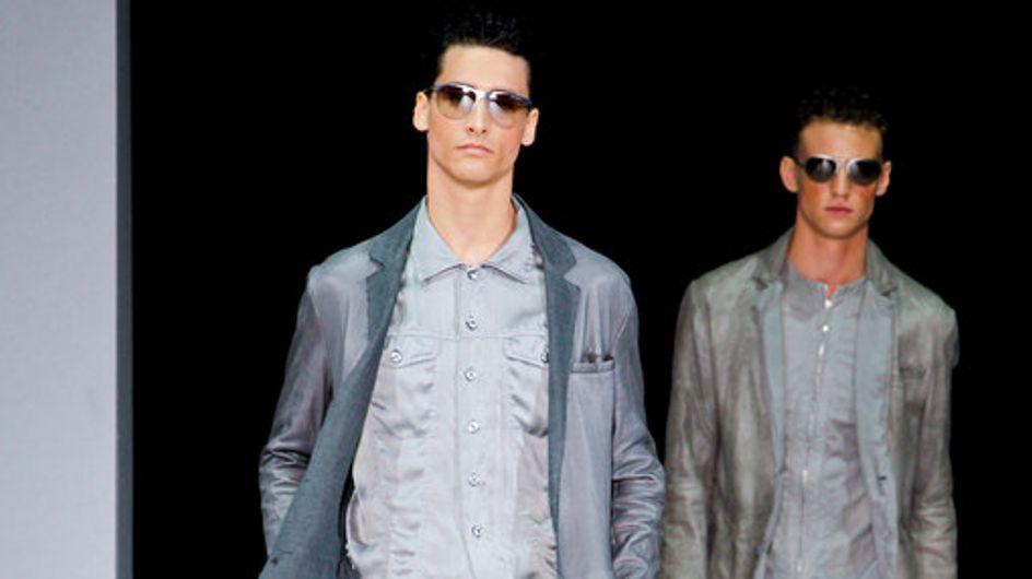 Emporio Armani - Milano Moda Uomo 2012
