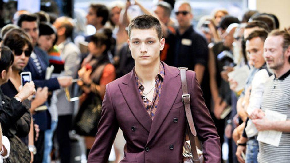 Trussardi - Milano Moda Uomo 2012