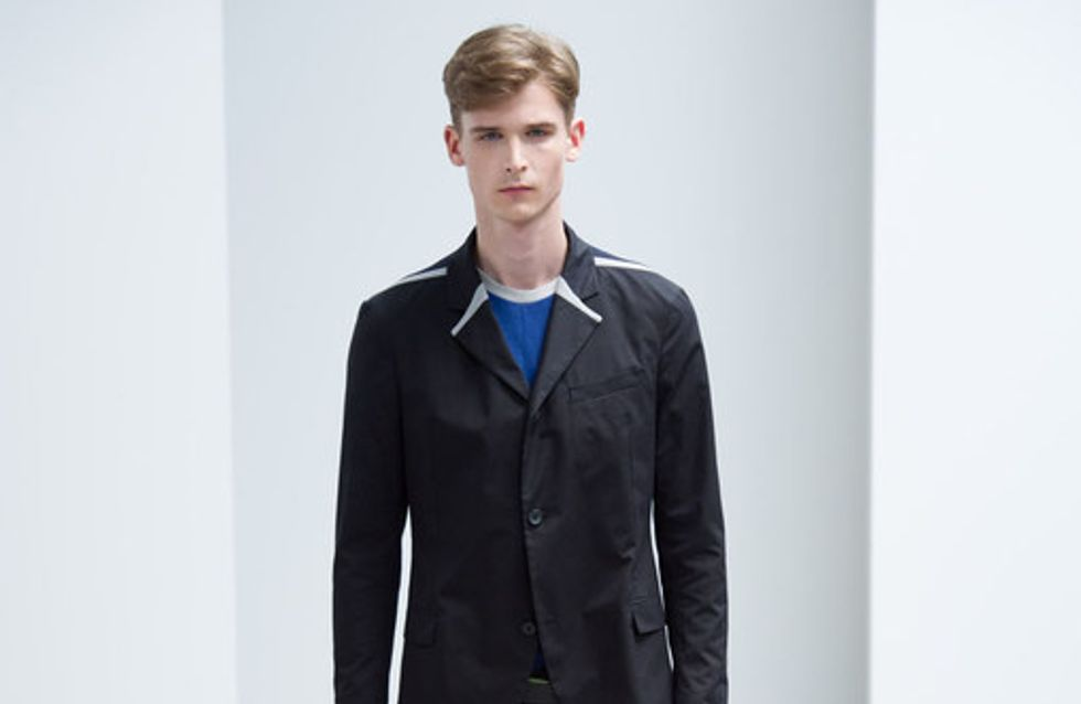 Pringle Of Scotland - Milano Moda Uomo 2012