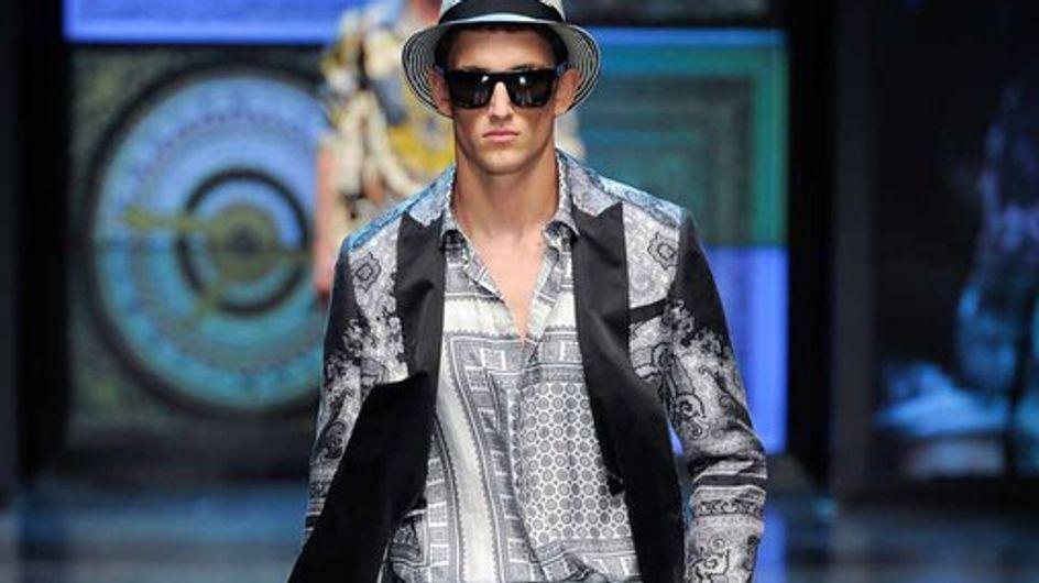 D&G - Milano Moda Uomo 2012