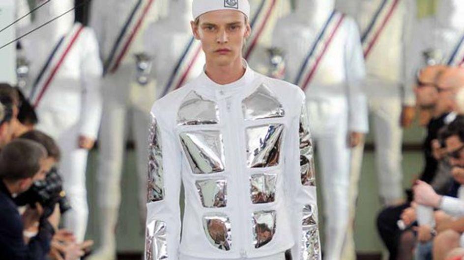 Moncler Gamme Bleu - Milano Moda Uomo 2012