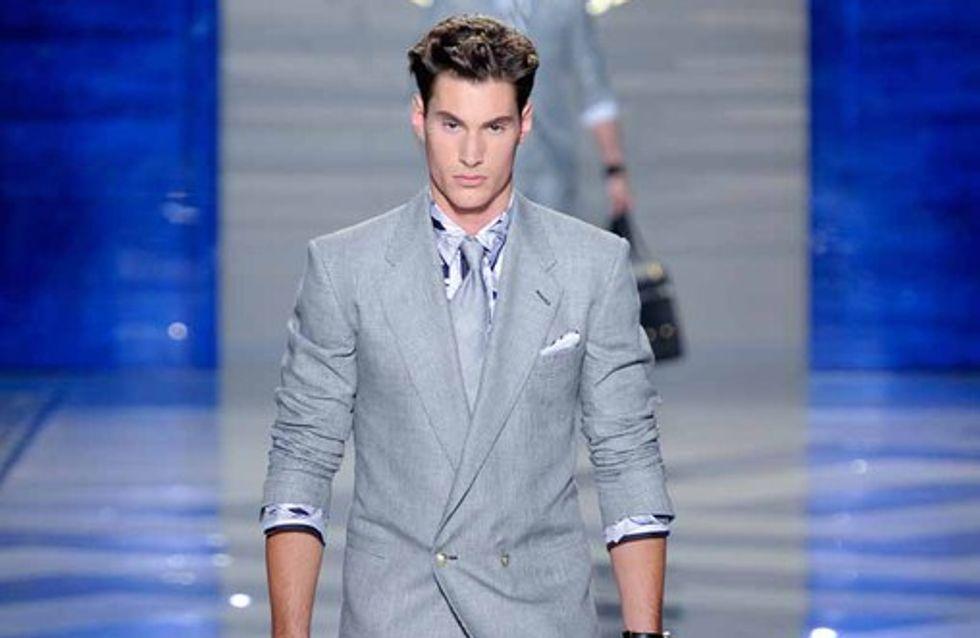 Versace - Milano Moda Uomo 2012