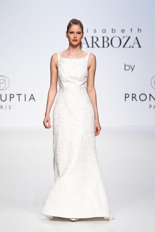 Robes de mariée Elisabeth Barboza 2012