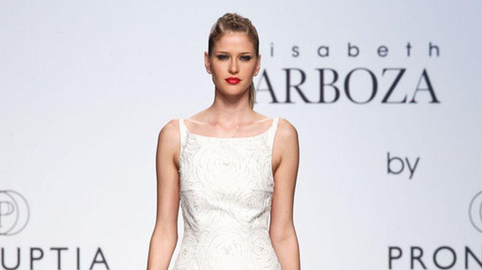 Défilé robes de mariée Elisabeth Barboza