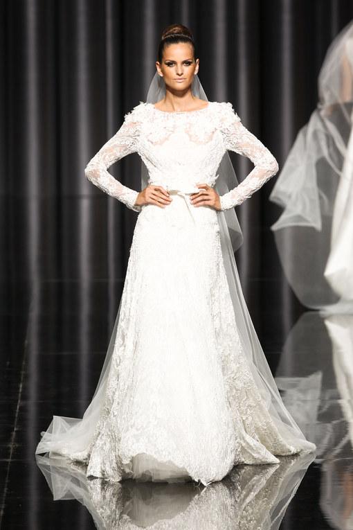 Robes de mariée Elie by Elie Saab 2012