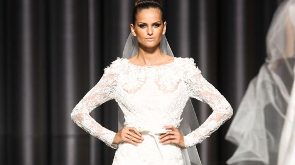 Défilé robes de mariée Elie by Elie Saab